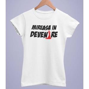 Tricou Personalizat Femei - Mireasa in devenire - 49 RON - 1