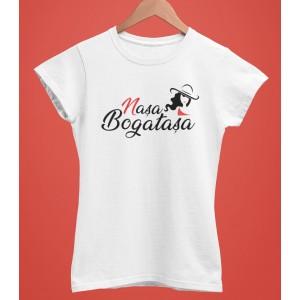Tricou Personalizat Femei - Nasa Bogatasa - 49 RON - 1