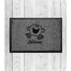 Covoras Intrare Personalizat - Smiley - Welcome - 59 RON - 1