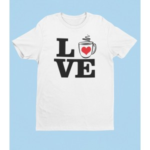 Tricou Personalizat Barbati - Love Coffee - 49 RON - 1