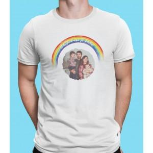 Tricou Personalizat Barbati - totul va fi bine - Poza - Printbu.ro - 1